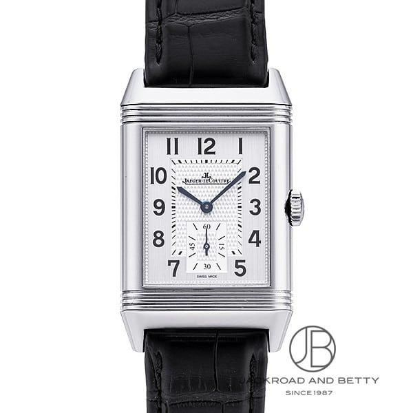 ジャガー・ルクルト JAEGER LE COULTRE レベルソ クラシック ラージ デュオ スモールセコンド Q3848420 新品 時計 メンズ