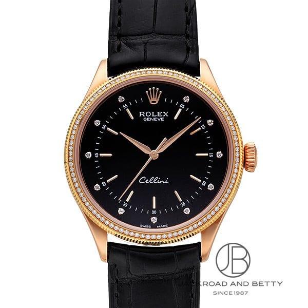 【驚きの値段で】 ロレックス ROLEX チェリーニ タイム 50605RBR 新品 時計 メンズ, 新品本物 9232cf59