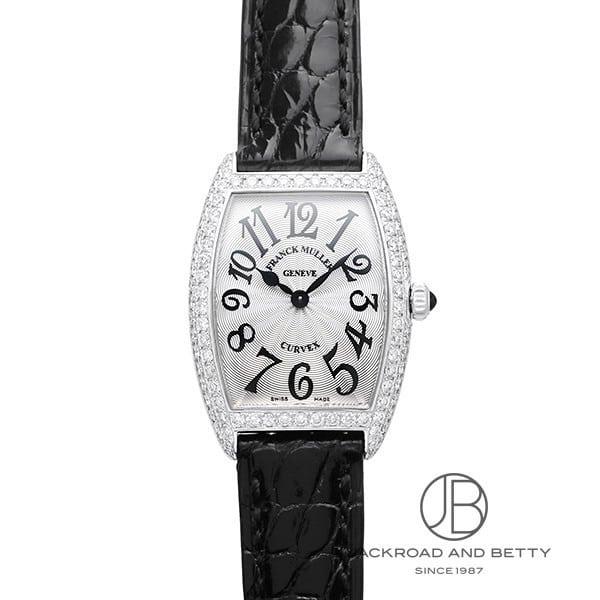 フランク・ミュラー FRANCK MULLER カーベックス 1752QZD 新品 時計 レディース