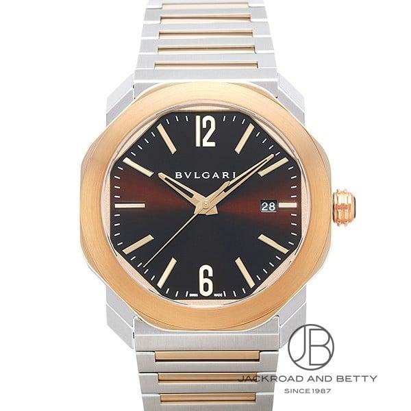 ブルガリ BVLGARI オクト ローマ OC41BSPGD 新品 時計 メンズ