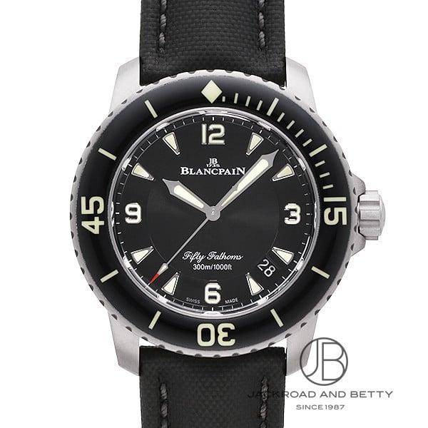 ブランパン BLANCPAIN フィフティー ファゾムズ 5015-12B30-B52A 新品 時計 メンズ