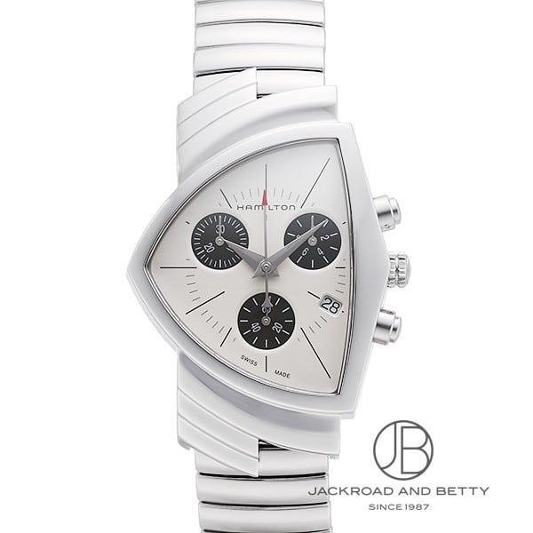 ハミルトン HAMILTON 特別セール品 ベンチュラ クロノグラフ メンズ 商店 時計 H24432151 新品