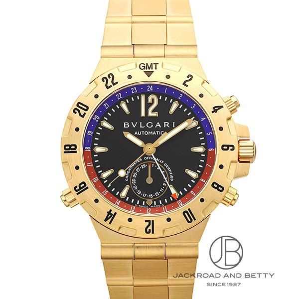 ブルガリ BVLGARI ディアゴノ プロフェッショナル GMT GMT40GGD 新品 時計 メンズ