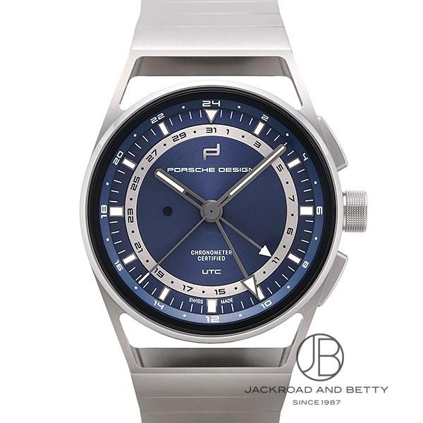 ポルシェデザイン PORSCHE DESIGN 1919 グローブタイマー UTC チタニウム ブルー 6023.4.05.002.01.5 新品 時計 メンズ