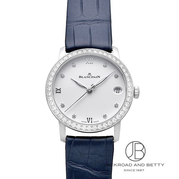 ブランパン BLANCPAIN ヴィルレ デイト 6127-4628-55B 新品 時計 レディース