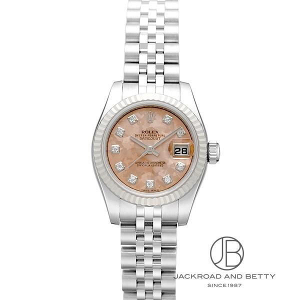 ロレックス ROLEX オイスターパーペチュアル デイトジャスト 179174G 新品 時計 レディース