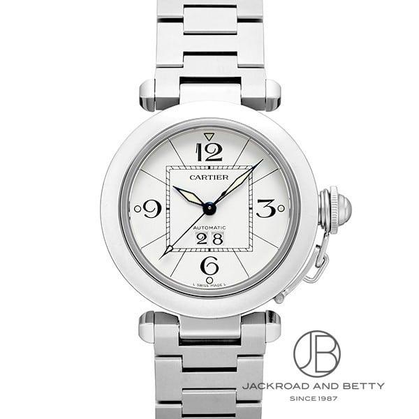 カルティエ CARTIER パシャC ビックデイト W31055M7 新品 時計 男女兼用