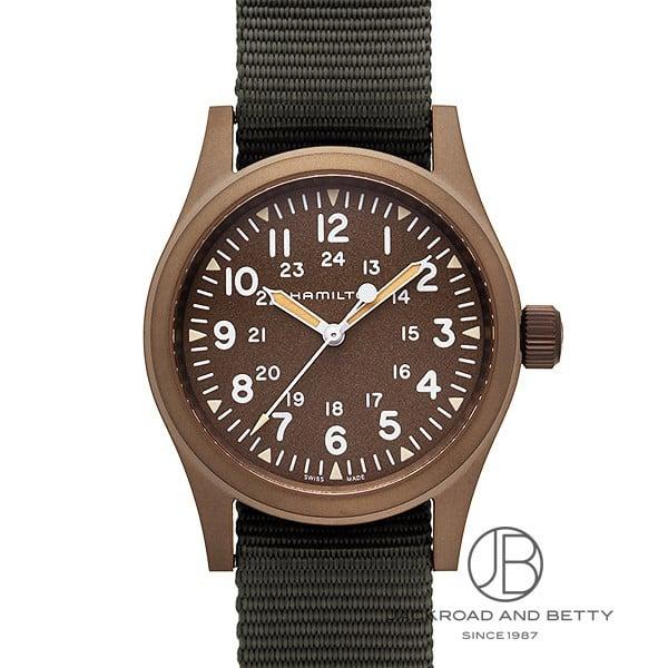ハミルトン HAMILTON カーキ フィールド メカニカル H69449961 新品 時計 メンズ