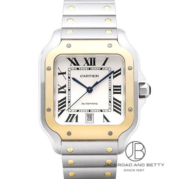 カルティエ CARTIER サントス ドゥ カルティエ LM W2SA0009 新品 時計 メンズ