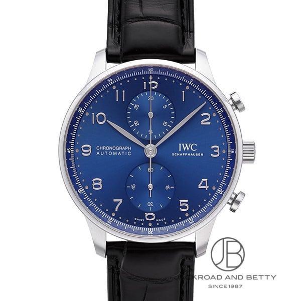 IWC IWC ポルトギーゼ クロノグラフ IW371606 新品 時計 メンズ