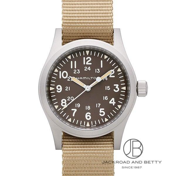 ハミルトン HAMILTON カーキ フィールド メカニカル H69439901 新品 時計 メンズ