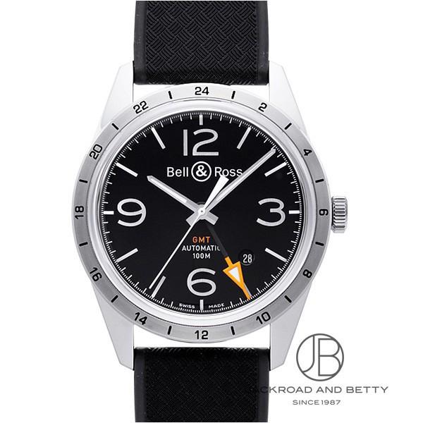 ベル&ロス BELL&ROSS ヴィンテージ BR123 GMT 24H VINTAGE BR123GMT-R 【新品】 時計 メンズ