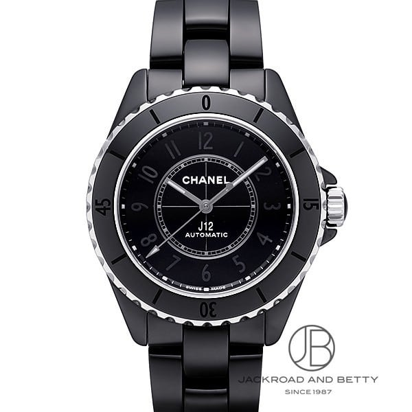 シャネル CHANEL J12 ファントム ブラック リミテッド H6185 新品 時計 メンズ 母の日 葬儀 暑中見舞い 税込 特価