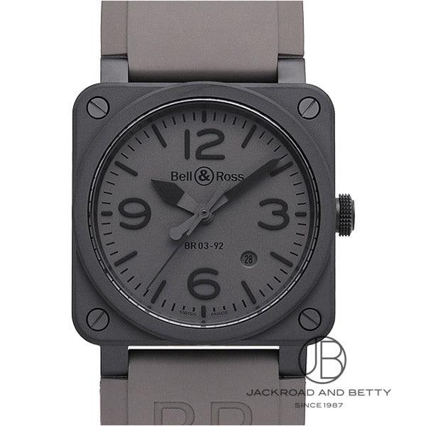 ベル&ロス BELL&ROSS BR03-92 コマンド セラミック BR03-92COMMANDO-CE 【新品】 時計 メンズ