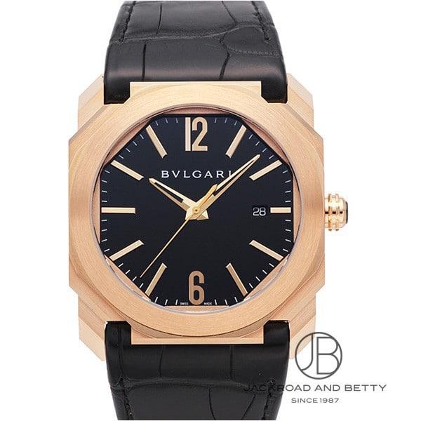 big sale a4994 b0430 Bulgari BVLGARI octosolo tempo BGOP41BGLD new article clock men