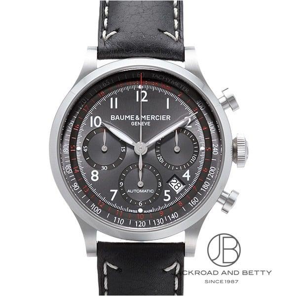 ボーム&メルシェ BAUME&MERCIER ケープランド クロノグラフ MOA10003 新品 時計 メンズ