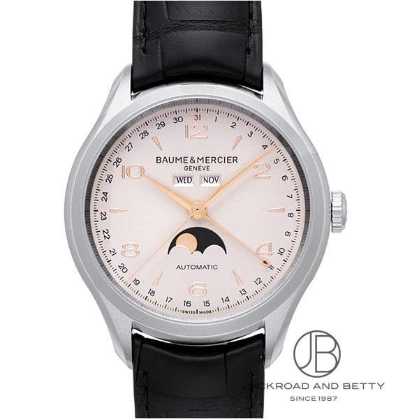 ボーム&メルシェ BAUME&MERCIER クリフトン ムーンフェイズ MOA10055 新品 時計 メンズ