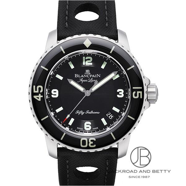ブランパン BLANCPAIN フィフティー ファゾムス アクアラング トリビュート 5015C-1130-52B 新品 時計 メンズ