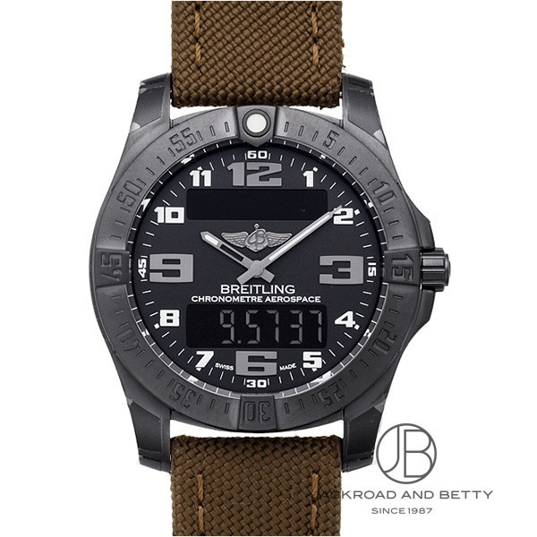 pretty nice c504d cb60a ブライトリング BREITLING エアロスペース エヴォ ナイトミッション V793B60MMD 【新品】 時計 メンズ ジャックロード  【腕時計専門店】