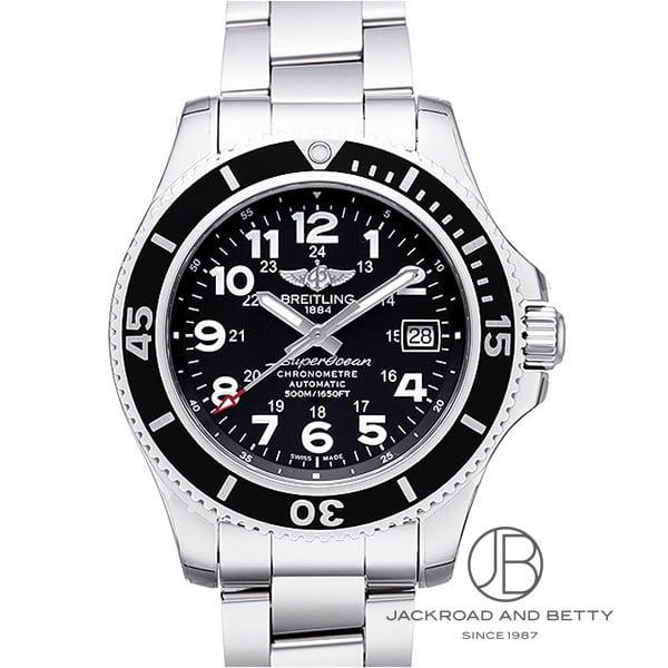 ブライトリング BREITLING スーパーオーシャンII 42 A182B67PSS 新品 時計 メンズ