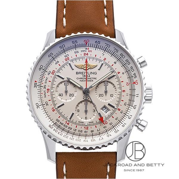 ブライトリング BREITLING ナビタイマー GMT A044G83KBA 新品 時計 メンズ