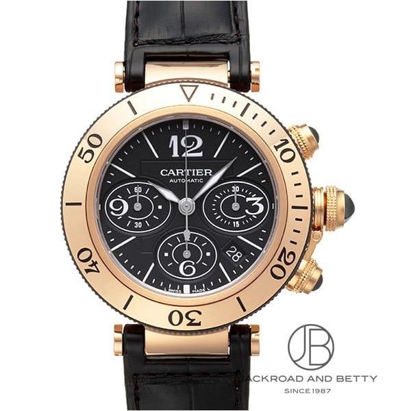 カルティエ CARTIER パシャ シータイマー クロノグラフ W3030018 新品 時計 メンズ