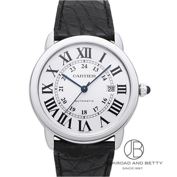 カルティエ CARTIER ロンドソロ XL W6701010 新品 時計 メンズ