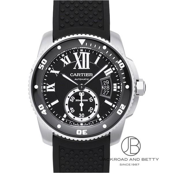 カルティエ CARTIER カリブル ドゥ カルティエ ダイバー W7100056 【新品】 時計 メンズ