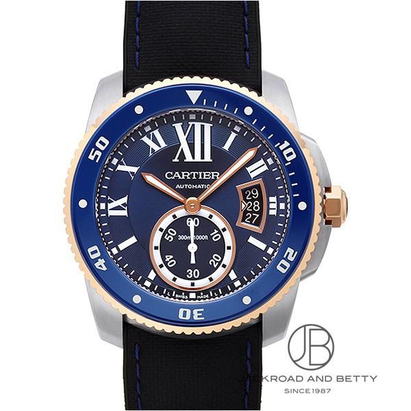 カルティエ CARTIER カリブル ドゥ カルティエ ダイバー W2CA0008 【新品】 時計 メンズ