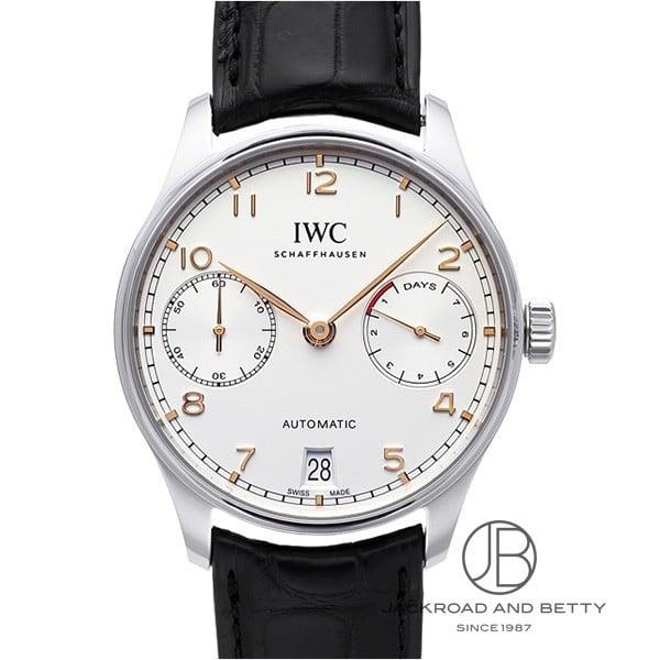 IWC IWC ポルトギーゼ オートマティック 7デイズ IW500704 新品 時計 メンズ