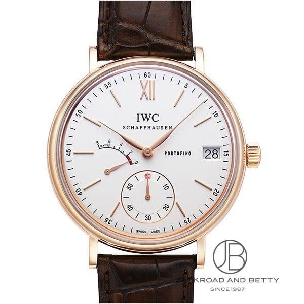 IWC IWC ポートフィノ ハンドワインド 8デイズ IW510107 【新品】 時計 メンズ