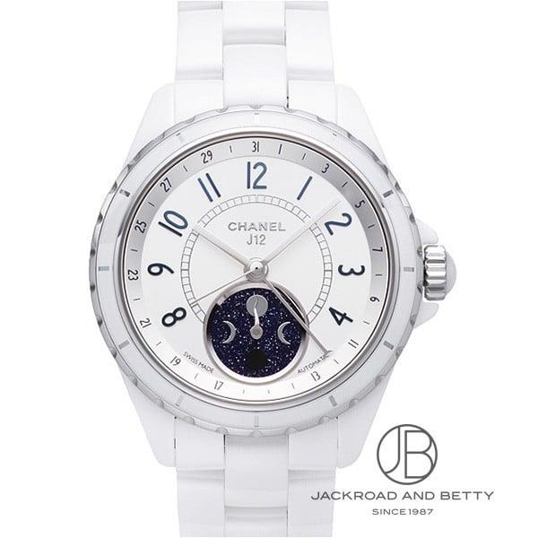 ついに再販開始 シャネル セール商品 CHANEL J12 ファーズ ドゥ 新品 H3404 時計 メンズ リュヌ