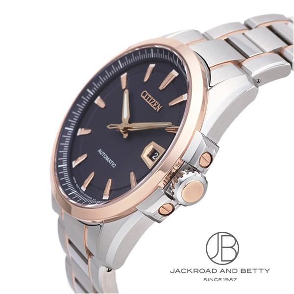 034aa0471 ... Citizen Citizen signature collection grand classic automatic NB0046-51L  new article clock men