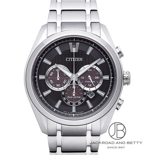 シチズン CITIZEN エコドライブ チタニウム クロノグラフ CA4011-55E 新品 時計 メンズ