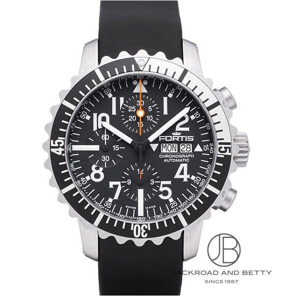 フォルティス FORTIS B-42 マリンマスター クロノグラフ 671.17.41K 【新品】 時計 メンズ