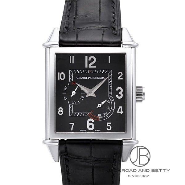 ジラール・ペルゴ GIRARD PERREGAUX ヴィンテージ1945 パワーリザーブ 25850-11-613-BA6A 【新品】 時計 メンズ