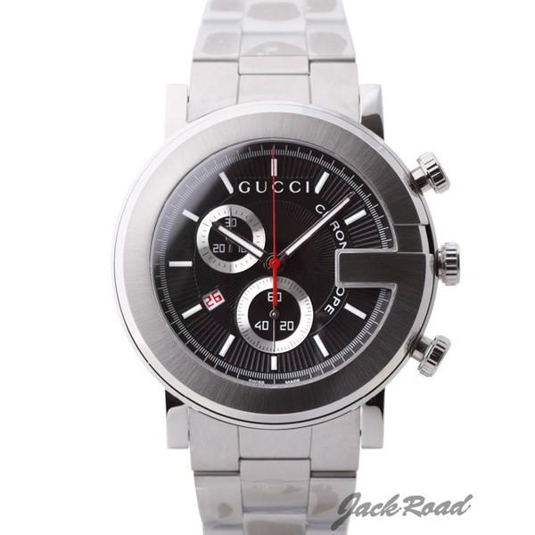 9ad94431334 jackroad  Gucci GUCCI 101 G round chronograph YA101309 new article ...