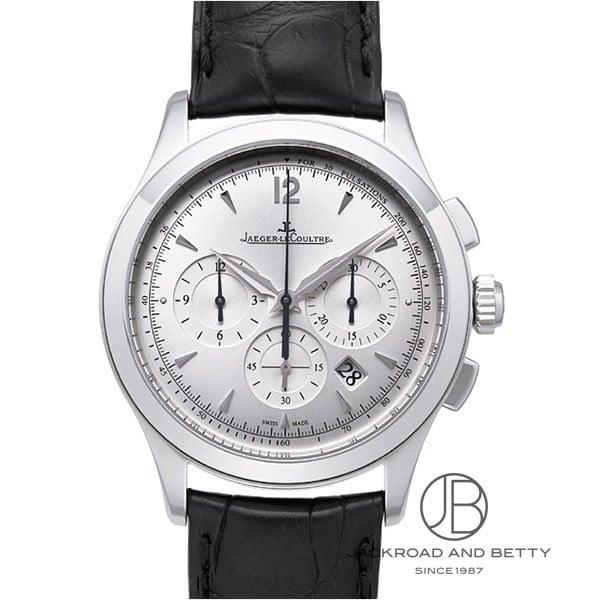 ジャガー・ルクルト JAEGER LE COULTRE マスター クロノグラフ Q1538420 【新品】 時計 メンズ