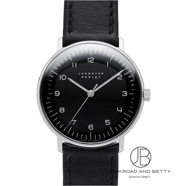 ユンハンス JUNGHANS マックスビル ハンドワインド 027/3702.00 【新品】 時計 メンズ