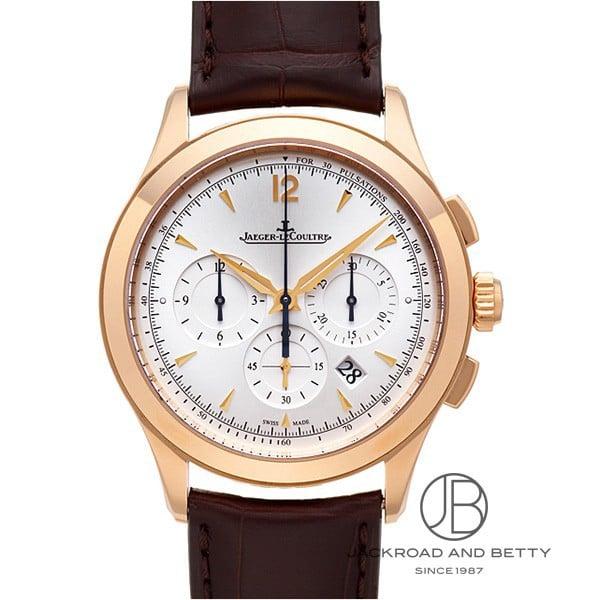 ジャガー・ル・クルト JAEGER LE COULTRE マスター クロノグラフ Q1532520 【新品】 時計 メンズ