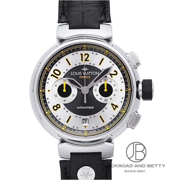 ルイ・ヴィトン LOUIS VUITTON タンブール フライバック クロノグラフ ヴォレ リミテッド Q10280 新品 時計 メンズ