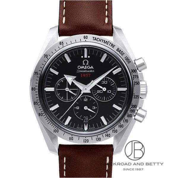 オメガ OMEGA スピードマスター ブロードアロー 1957 321.12.42.50.01.001 【新品】 時計 メンズ