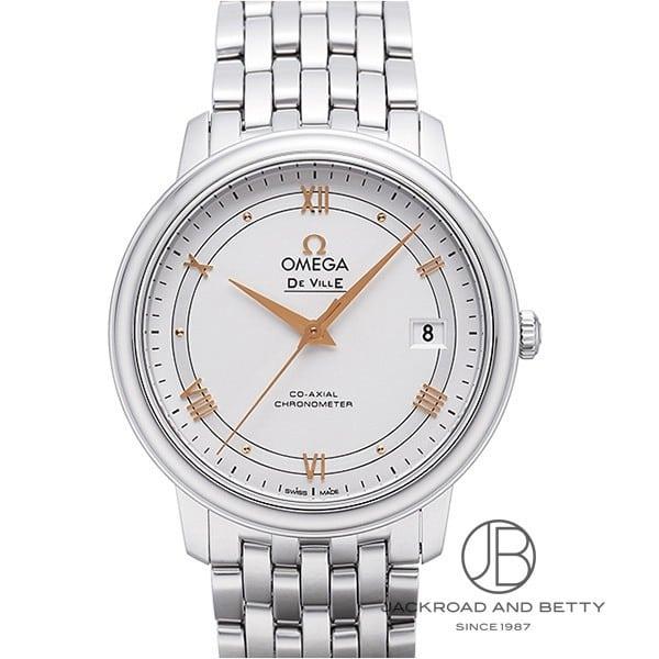 オメガ OMEGA デ・ヴィル プレステージ コーアクシャル 424.10.37.20.02.002 新品 時計 メンズ