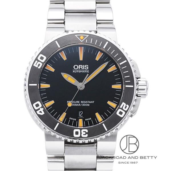 オリス ORIS アクイス デイト 733 7653 4159M 【新品】 時計 メンズ