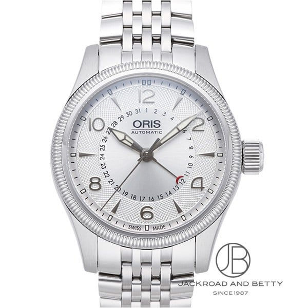 オリス ORIS ビッグクラウン ポインターデイト 754 7679 4061M 【新品】 時計 メンズ