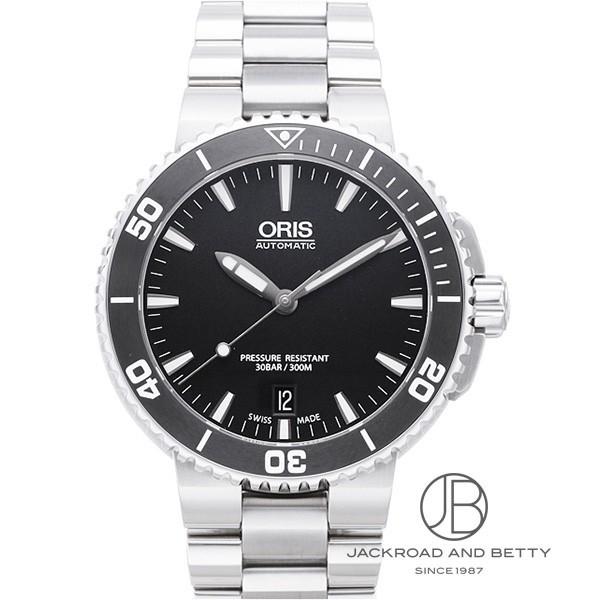 オリス ORIS アクイス デイト 733 7676 4154M 【新品】 時計 メンズ