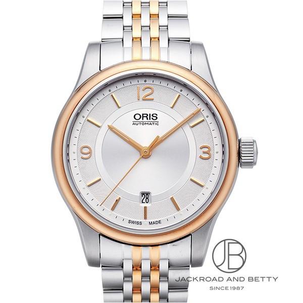 オリス ORIS クラシック デイト 733 7594 4331M 新品 時計 メンズ