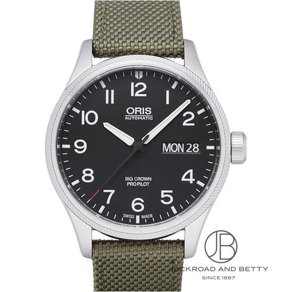 オリス ORIS ビッグクラウン プロパイロット デイデイト 752 7698 4164DOL 【新品】 時計 メンズ