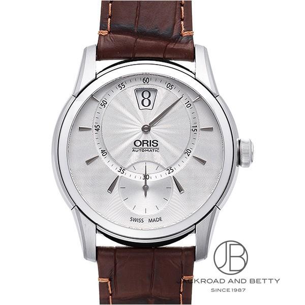 オリス ORIS アートリエ ジャンピングアワー 917 7702 4051D 【新品】 時計 メンズ