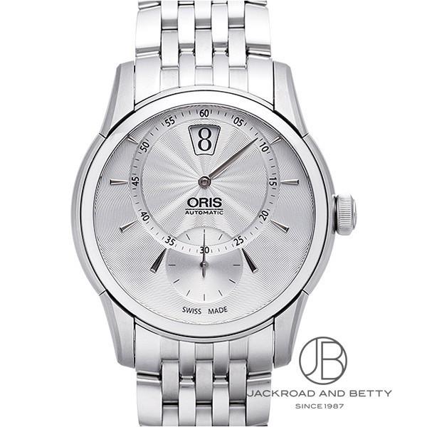 オリス ORIS アートリエ ジャンピングアワー 917 7702 4051M 【新品】 時計 メンズ